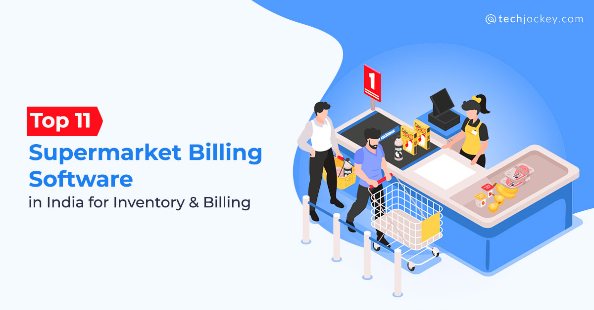 best supermarket billing software