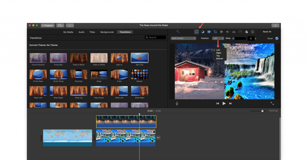 youtube video editor free