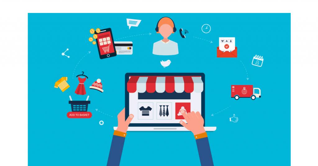 eCommerce Customer Relation Management Software