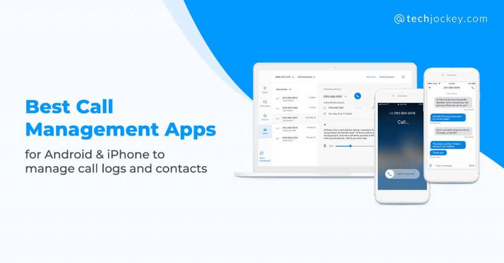 Call management apps