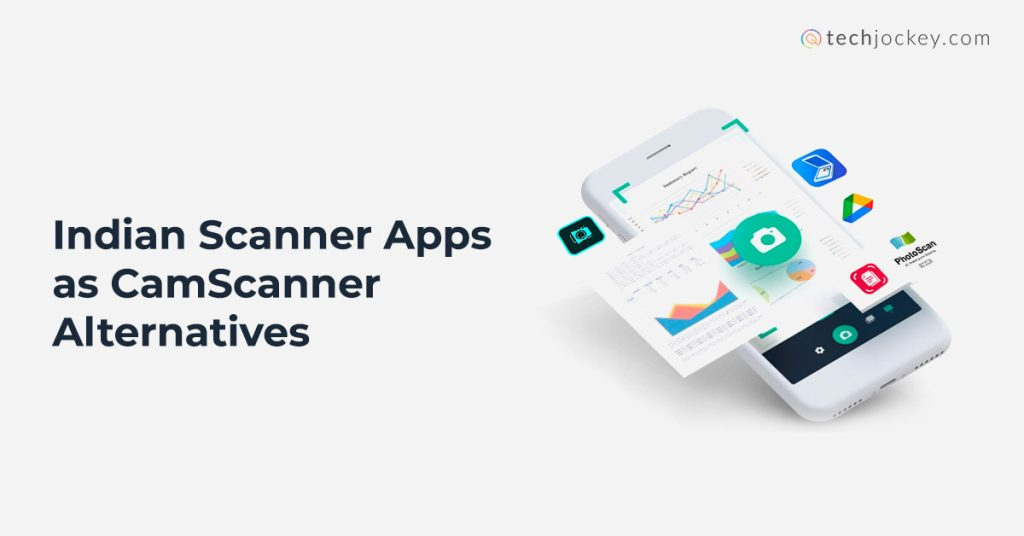 Indian CamScanner app