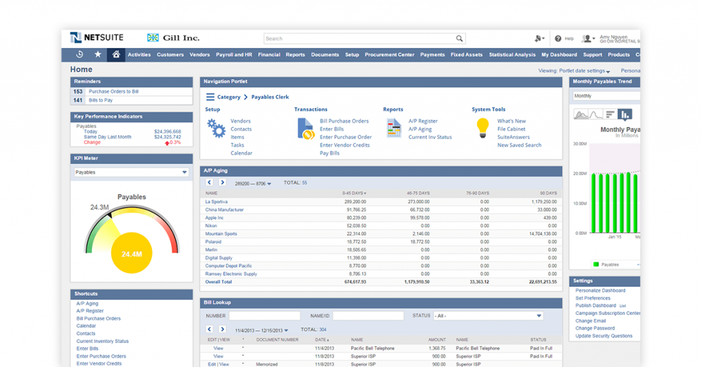 netsuite erp pricing
