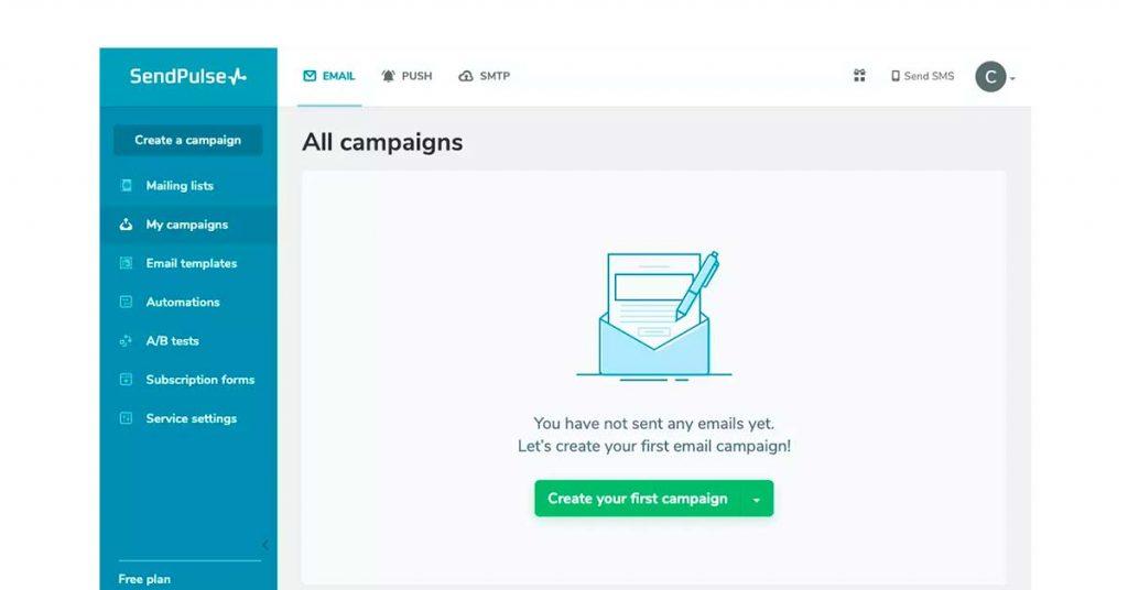 free bulk email sender software
