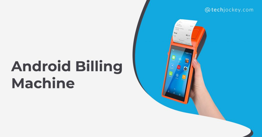 Android Billing Machine