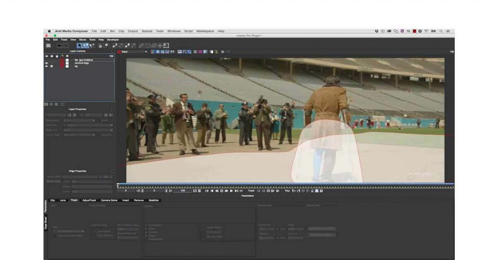 best visual effects software - Mocha