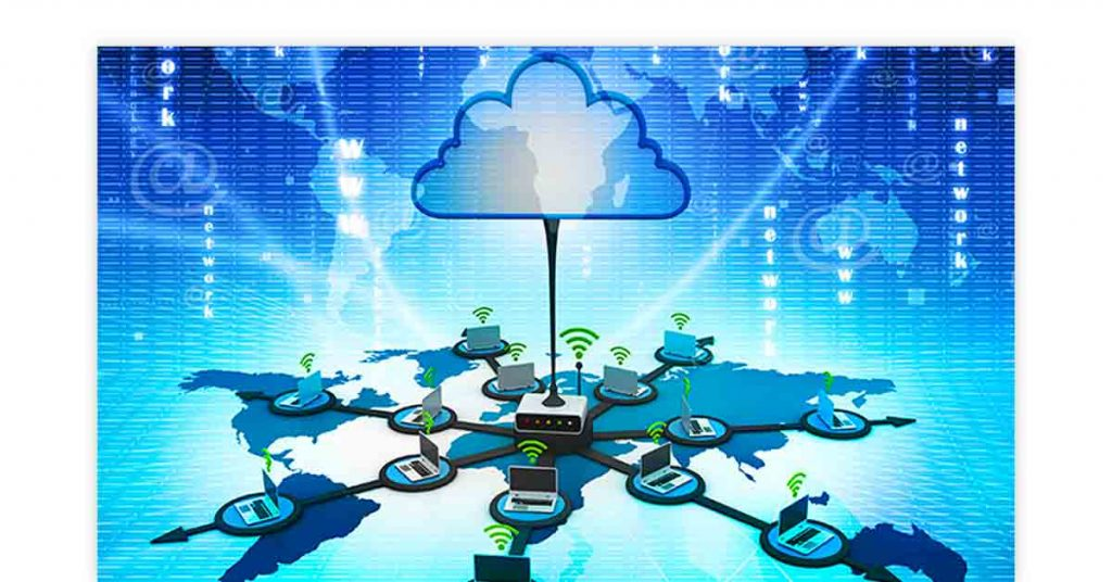 Public private hybrid cloud