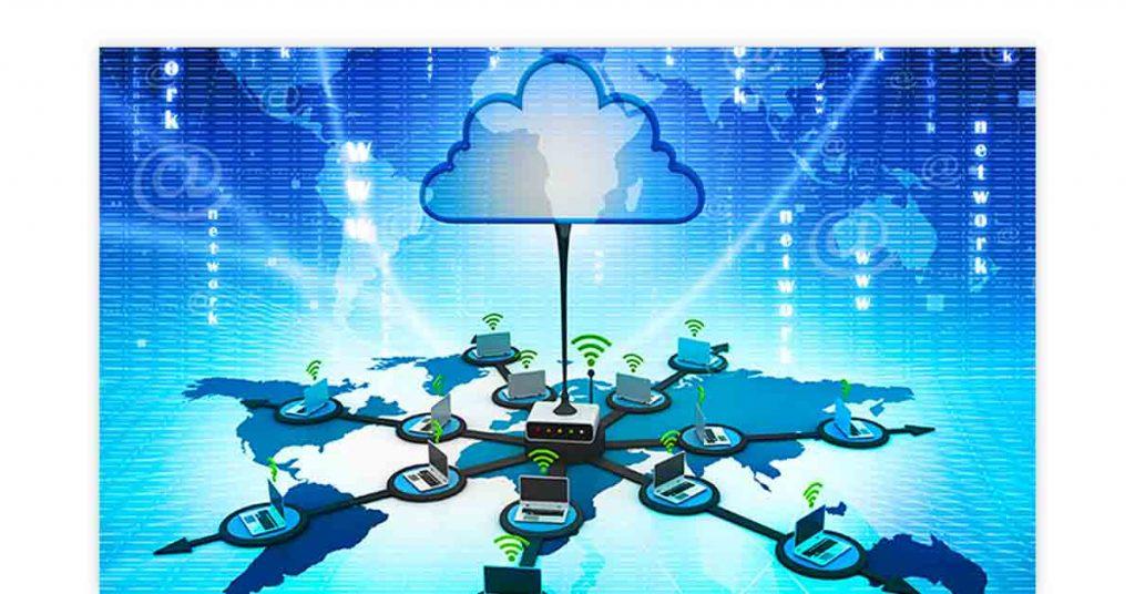 Public private hybrid cloud
