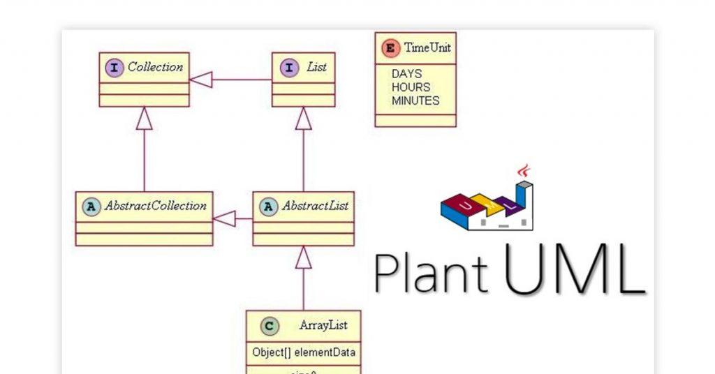 Tool for UML diagrams - Plant UML