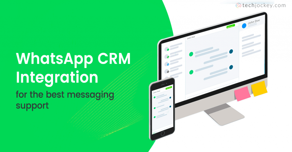 How WhatsApp Integration with CRM Benefit Business
