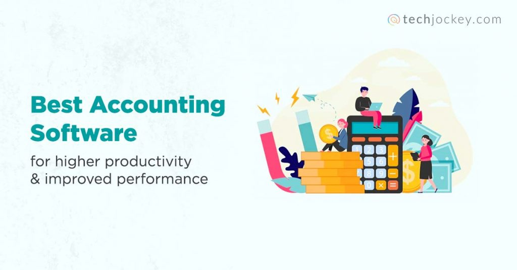 Increase Productivity with Accounting Software