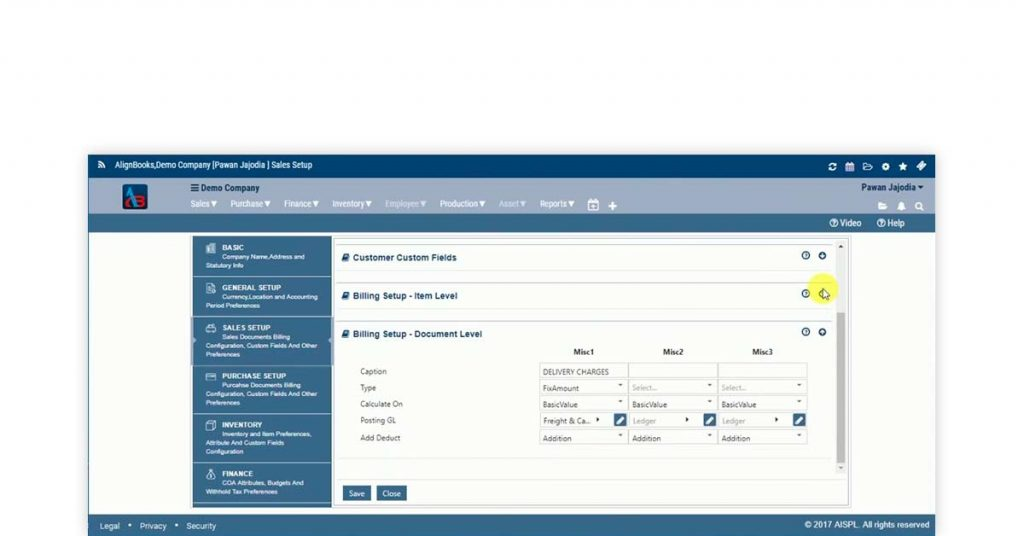 alignbooks accounting software
