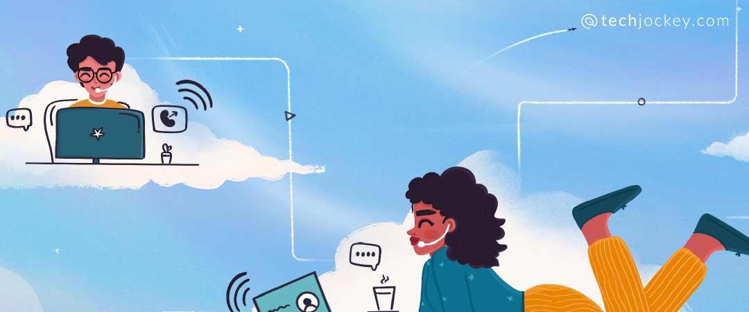 how to setup virtual call centre