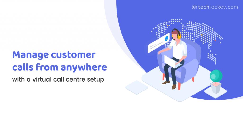 virtual call centre