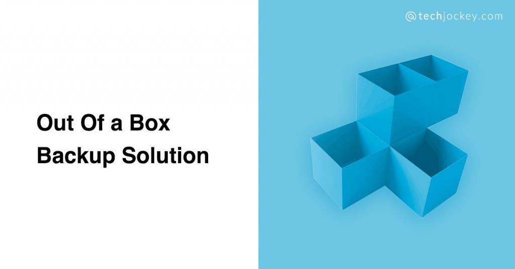 netapp backup solution