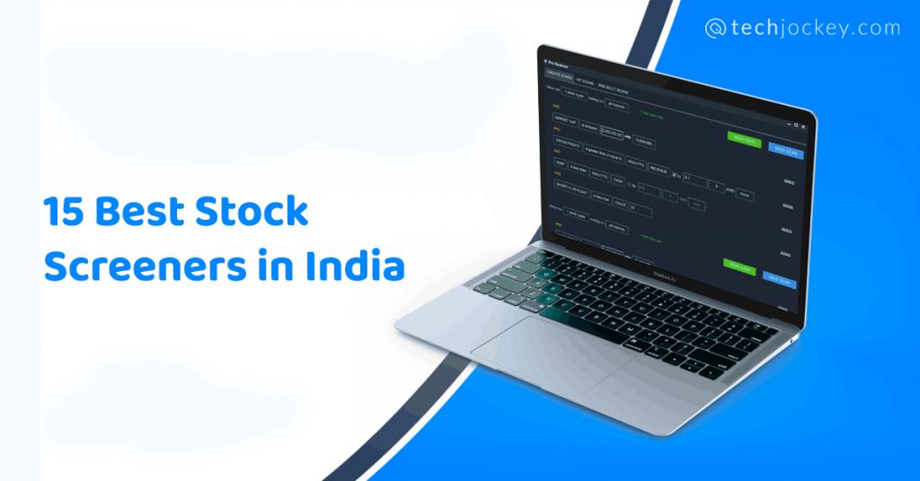 Best Stock Screener Software