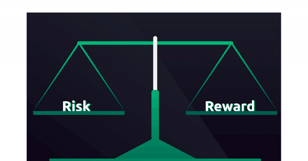 Not Considering the Risk to Reward Ratio