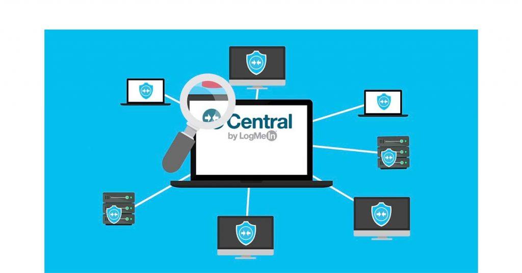 LogMeIn Central RMM Solution