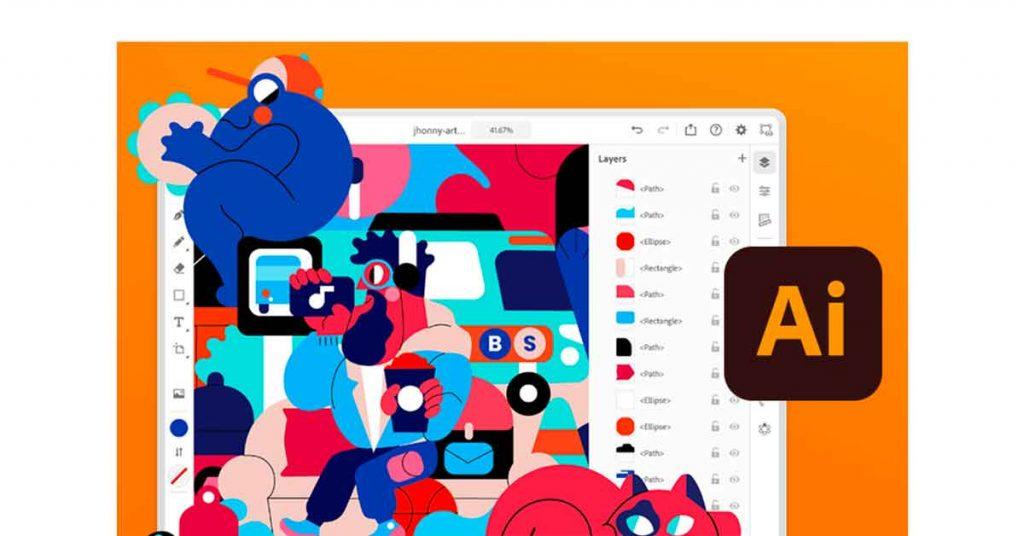 Adobe Illustrator Online Editor