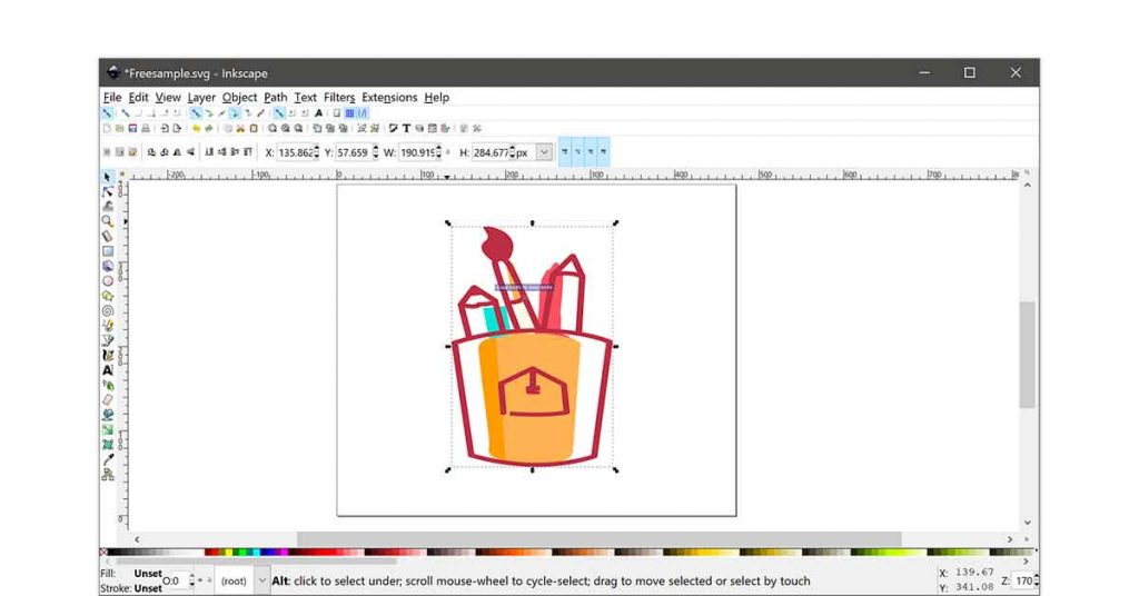 inkscape online