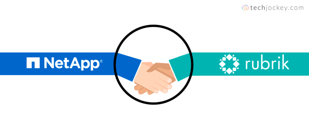 NetApp Rubrik Partnership