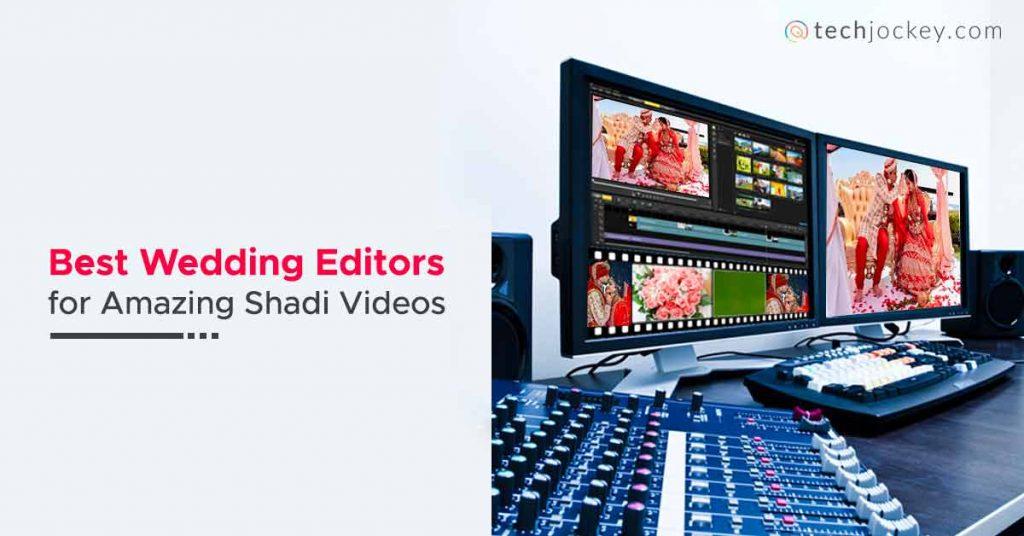 WeddingVideo Editing Software