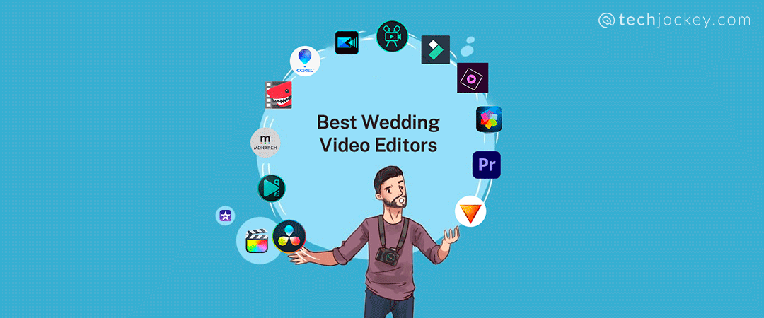 Weddingvideo editor