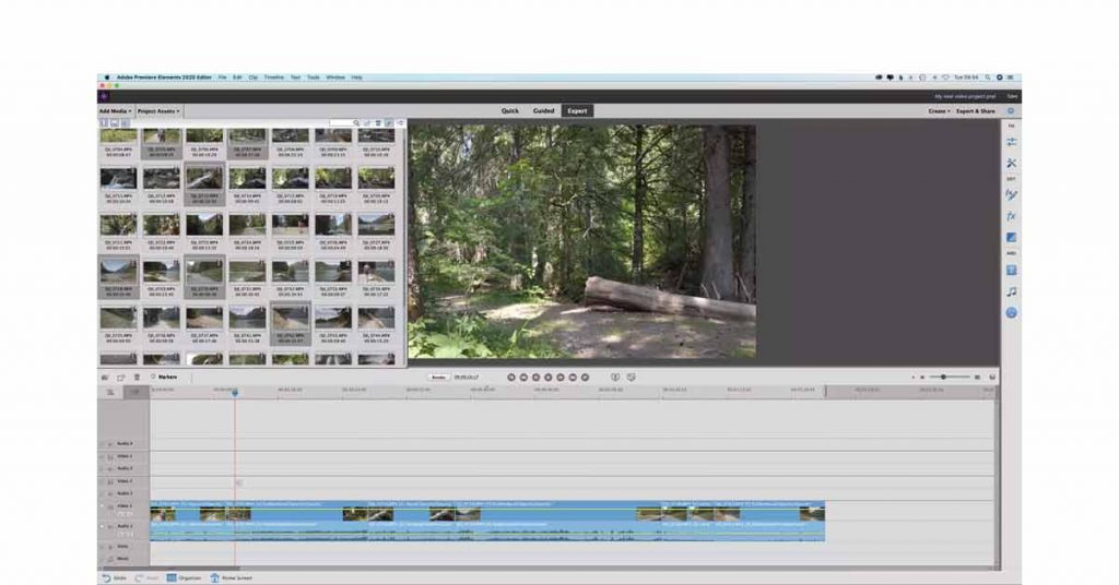 shadi video editing software for PC