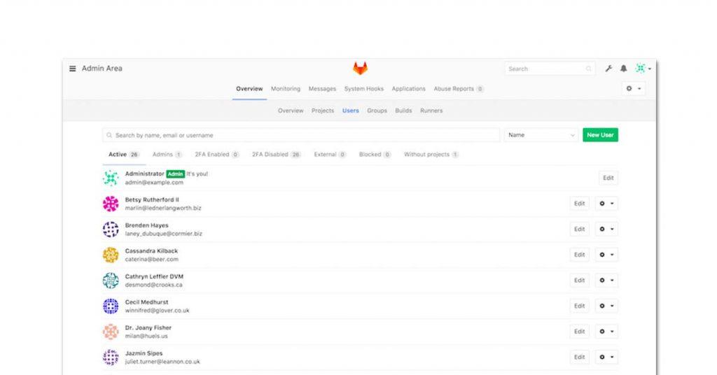 GitLab | Alternative to Jira open source