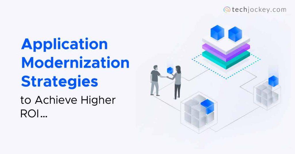 Modernizing Application Landscape with Hybrid Approach