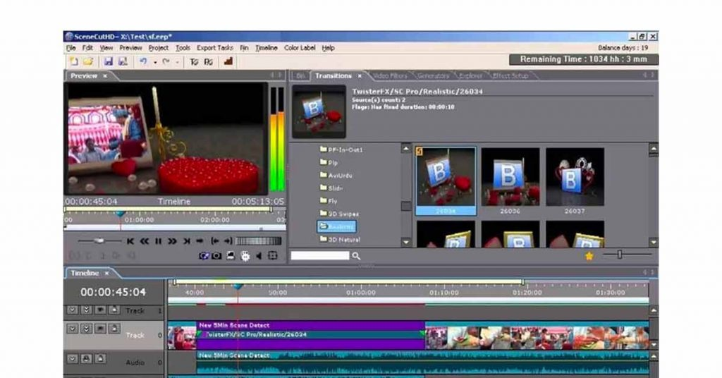 Monarch Wedding Video Mixing Software