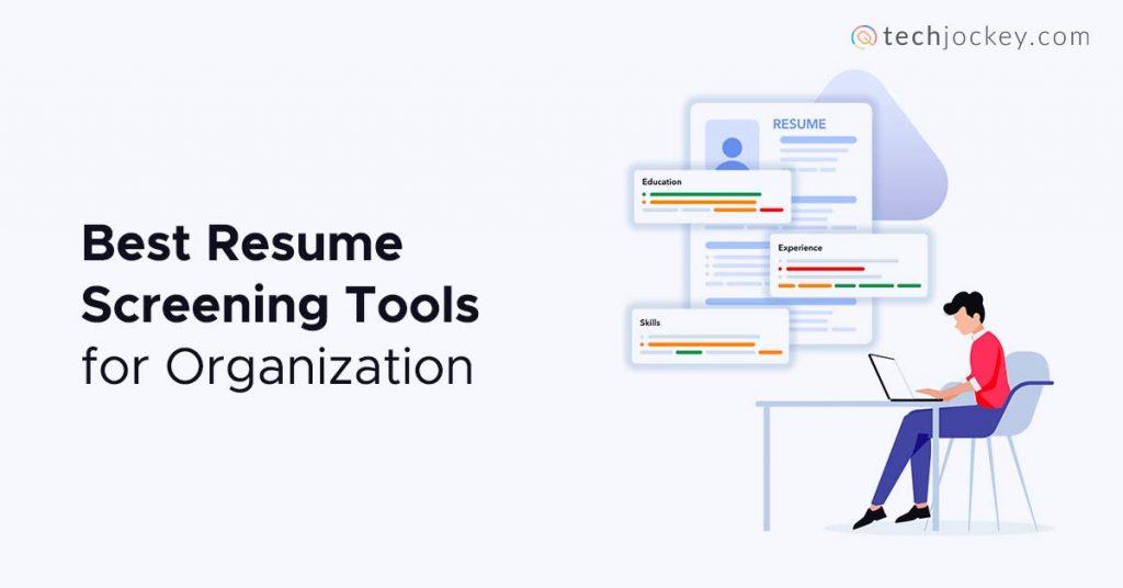 Best Tools for Resume Screening