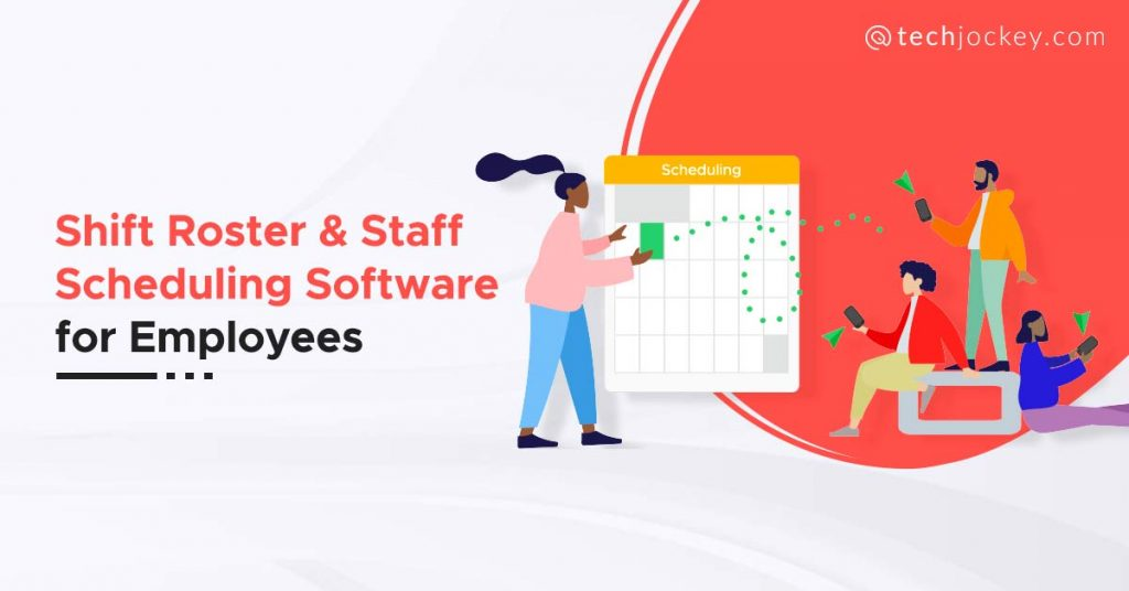 Shift roster software