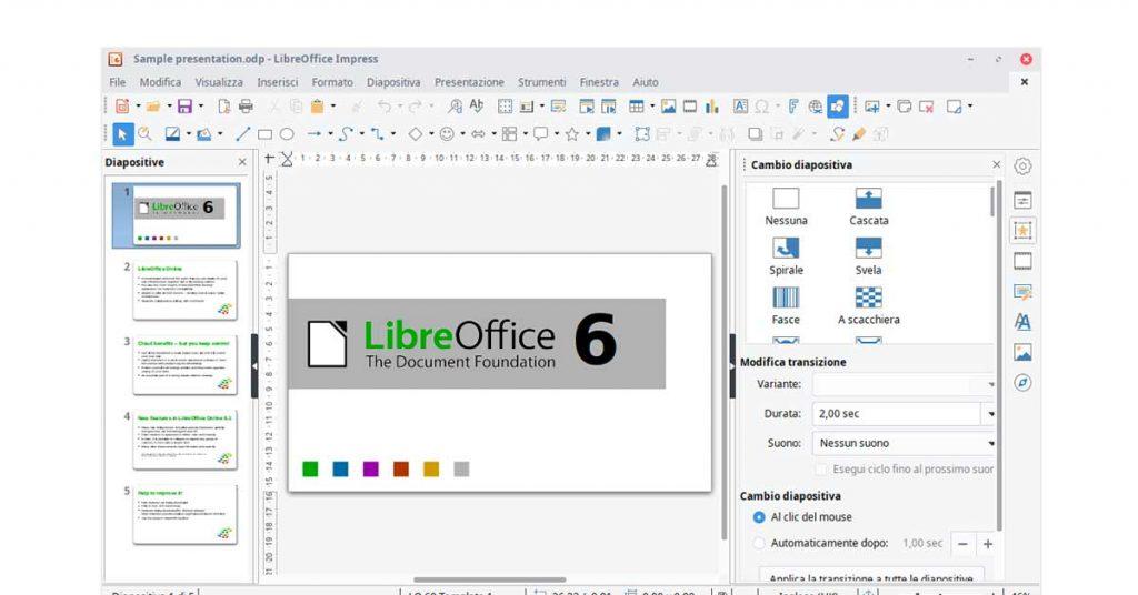 LibreOffice   powerpoint online presentation