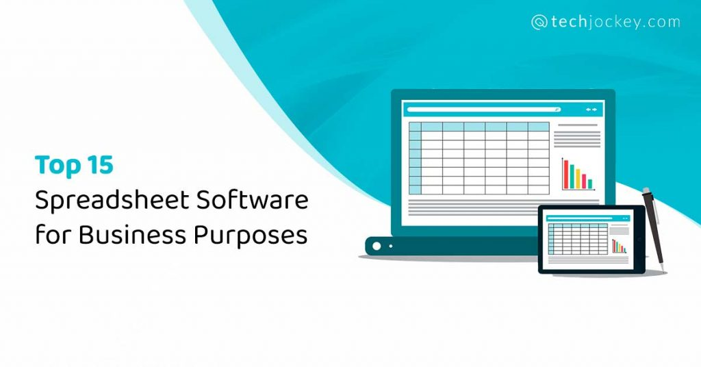 15 Free Spreadsheet Software as Excel Substitutes