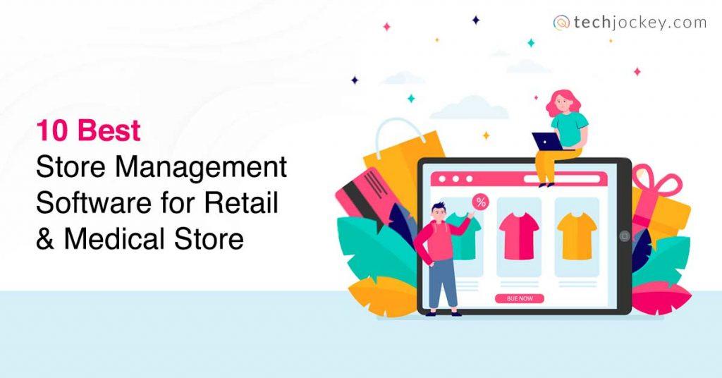 Best Store Management Software