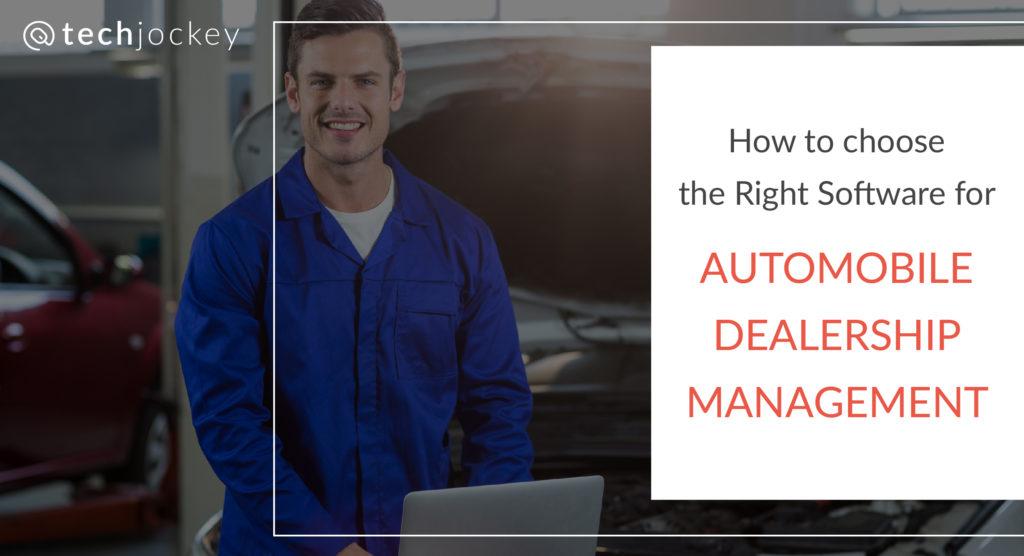 Automibile Dealership Management