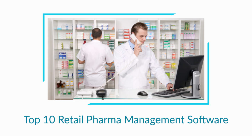Retail Pharma Management Software
